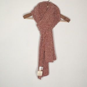 Altar'd State Chenille Scarf NWT